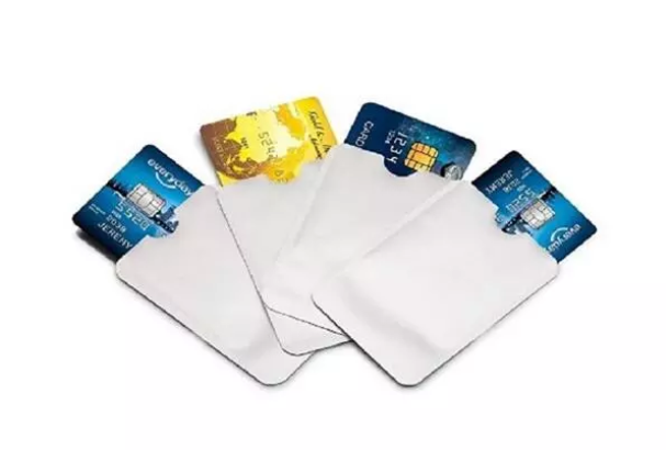 12 Pack Anti Theft Credit Card Protector RFID Blocking Safety Sleeve S...