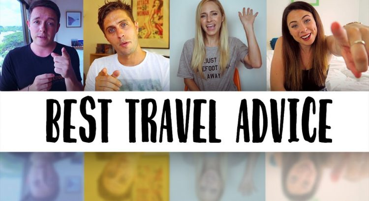 TRAVEL GUIDANCE FROM BEST TRAVEL CHANNELS ON YOUTUBE!!! - travel advice from the best travel channels on youtube 750x410