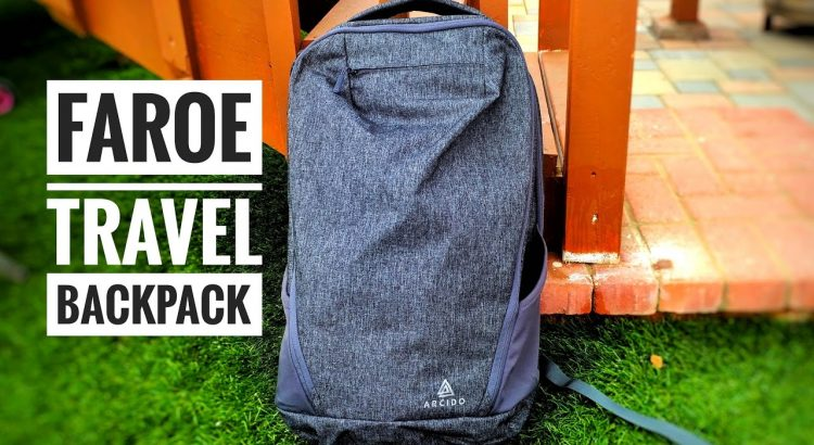"""Arcido's Great Travel Backpack Faroe Review (*******************) https://www.youtube.com/watch?v=591uB_go45I This this is actually the slimmer form of The Arcido case. It really is lightweight at only under 2lbs. It's water resistant. The thumbnail photo is near sufficient to its real color. Arcido Site: https://www.arcido.com?ref=597f527ed1a29 This might be an affiliated website link. Fahroe: https://www.arcido.com/products/faroe/?ref=597f527ed1a29 The arcido case: https://www.arcido.com/products/the-arcido-bag?ref=597f52ed1a29 contact: E-mail: ghtechtreview@gmail.com Instagram: https://www.instagram.com/gh_tech_review/ Facebook: https://www.facebook.com/ghtechreview/ Twitter: https://twitter.com/ghtechreview Sound Recording: sie fragen beat Tobu - Colors [NCS Release] https://youtu.be/MEJCwccKWG0 http://www.7obu.com http://www.soundcloud.com/7obu http://www.facebook.com/tobuofficial http://www.twitter.com/tobuofficial http://www.youtube.com/tobuofficial <a href=""""https://www.youtube.com/watch?v=591uB_go45I"""">source</a> - arcidos great travel backpack faroe review 750x410"""