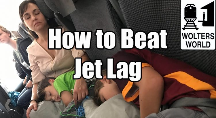 Just how to Beat Jet Lag - Honest Travel Advice - how to beat jet lag honest travel advice 750x410