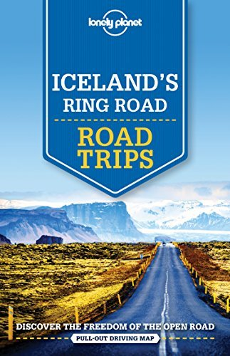 travel book cover - Iceland's Ring Road (Travel Guide) - Lonely Planet