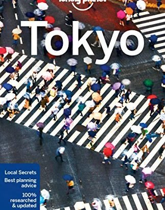 Lonely earth Tokyo (Travel Guide) - lonely planet tokyo travel guide 323x410