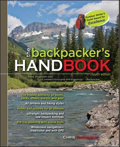 travel book cover - The Backpacker's Handbook, 4th Edition - Chris Townsend