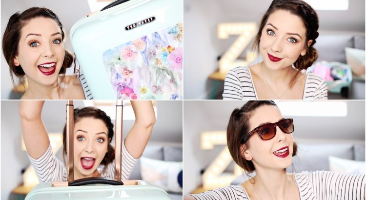 In-Flight Travel Zoella - in flight travel essentials zoella 750x410