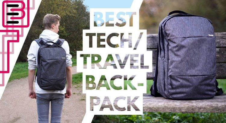 My Preferred Tech & Travel Backpack | Incase City - my favourite tech travel backpack incase city 750x410