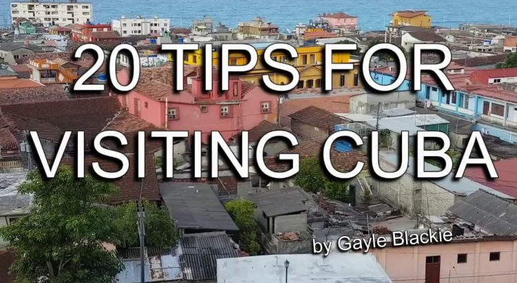 20 Travel Tips For Visiting CUBA (getaway assistance, advice & recommendations) - 20 travel tips for visiting cuba holiday help advice suggestions 750x410