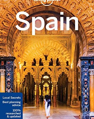Lonely Planet Spain (Travel Guide) - lonely planet spain travel guide 324x410
