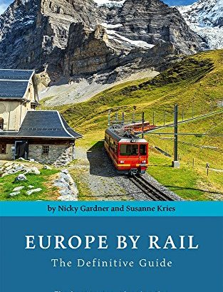 European countries by Rail: the Guide - Europe by Rail The Definitive Guide 313x410