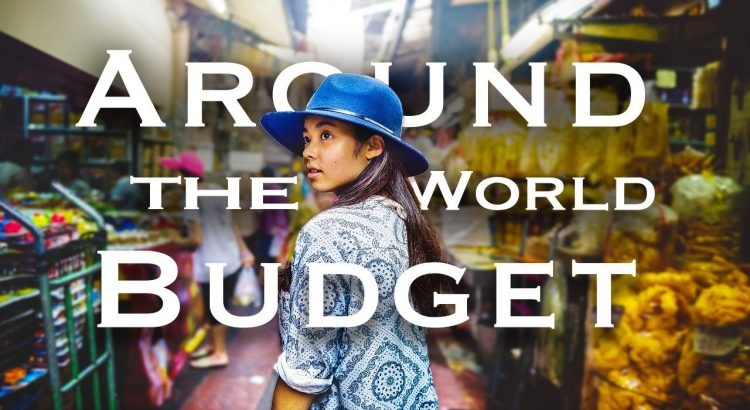 Just how much Does it truly Cost to visit the planet?   Budget RTW Trip Gu... - How Much Does it Really Cost to Travel the World Budget RTW Trip Gu 750x410