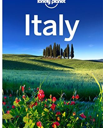Lonely Earth Italy (Travel Guide) - Lonely Planet Italy Travel Guide 330x410