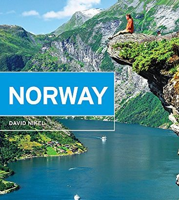 Moon Norway (Travel Guide) - Moon Norway Travel Guide 367x410