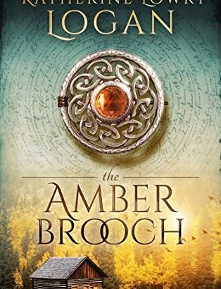 The Amber Brooch: Time Travel Romance (The Celtic Brooch Book 8) - The Amber Brooch Time Travel Romance The Celtic Brooch Book 8 314x410
