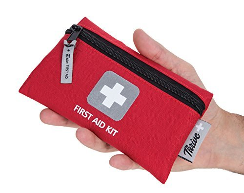 First Aid Kit – 66 Pieces – Small and Light Bag - Packed with Medical ... - First Aid Kit – 66 Pieces – Small and Light Bag Packed with Medical