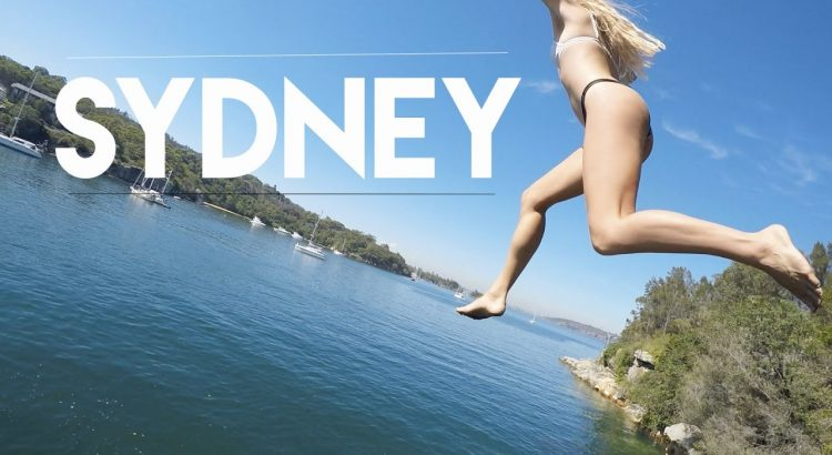 TRAVEL ADVENTURES IN SYDNEY | GOPRO | WORK & HOLIDAY