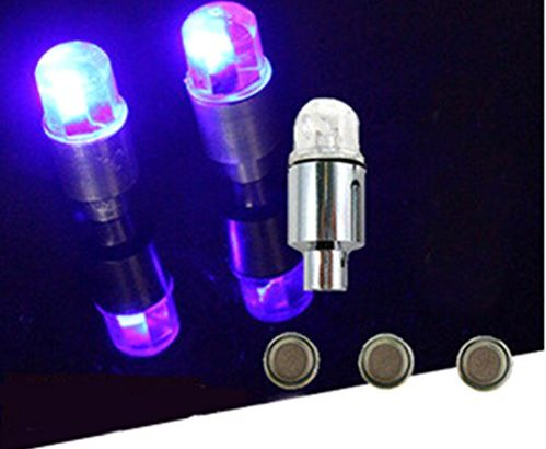 Big Dragonfly Pack of 4 LED Automatic Tyre Wheel Tire Valve Cap Light ... - Big Dragonfly Pack of 4 LED Automatic Tyre Wheel Tire Valve Cap Light 499x410