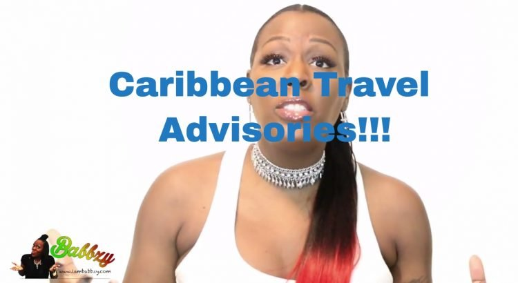 Canada's Travel Advisory For Caribbean Islands Where NOT To Visit | Ba...