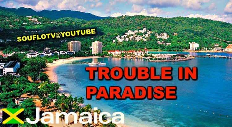 Jamaica is Dangerous Canada and USA issue Level 2 Travel WARNING to it...