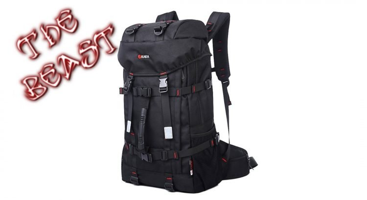"KAKA Travel Backpack Laptop Bag Review - ""THE BEAST"""