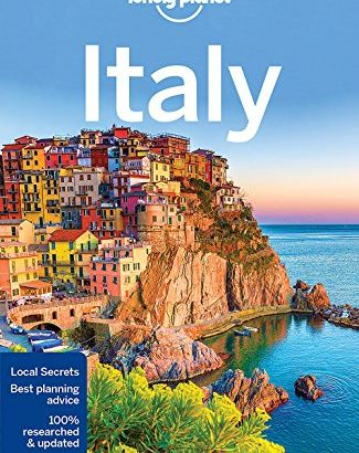 Lonely Planet Italy (Travel Guide) - Lonely Planet Italy Travel Guide 325x410