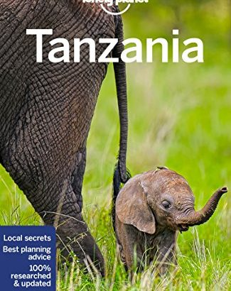 Lonely Planet Tanzania (Travel Guide) - Lonely Planet Tanzania Travel Guide 325x410