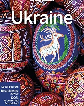 Lonely Planet Ukraine (Travel Guide) - 1532521369 Lonely Planet Ukraine Travel Guide 325x410