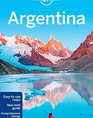 Lonely Planet Argentina (Travel Guide) - Lonely Planet Argentina Travel Guide 325x410