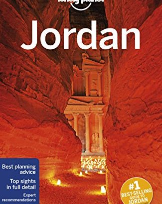 Lonely Planet Jordan (Travel Guide) - Lonely Planet Jordan Travel Guide 325x410