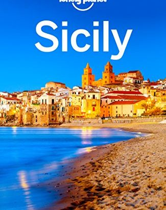 Lonely Planet Sicily (Travel Guide) - Lonely Planet Sicily Travel Guide 325x410