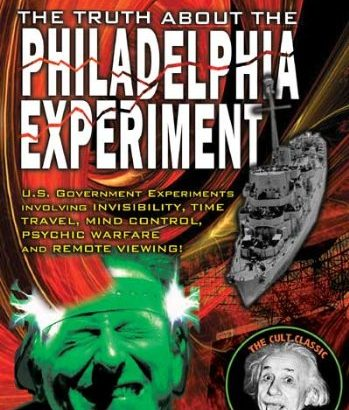 The Truth About The Philadelphia Experiment: Invisibility, Time Travel... - The Truth About The Philadelphia Experiment Invisibility Time Travel 349x410