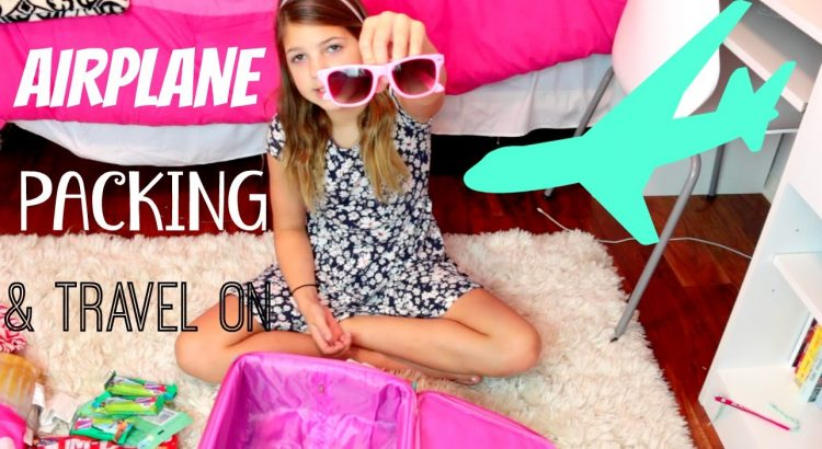 Tips and Ideas for Packing for an Airplane Trip