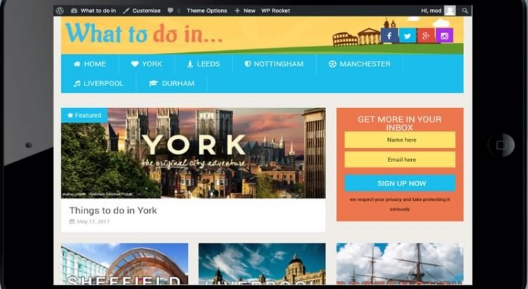 Travel Guides | Tourist Information | What's On - Travel Guides Tourist Information What's On 750x410
