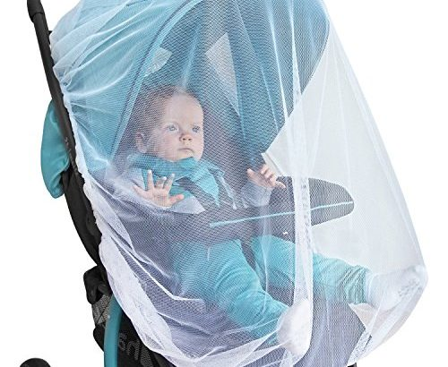 Baby Carriers Car Seats Cover Infant Mosquito Net Bug Insect Protector Netting