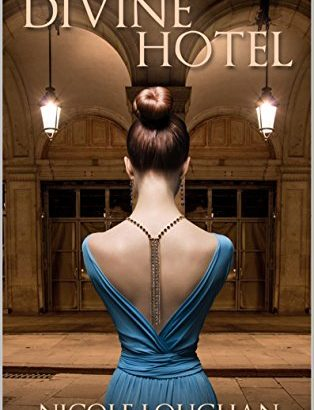 Divine Hotel: Time Travel Mystery - Divine Hotel Time Travel Mystery 314x410