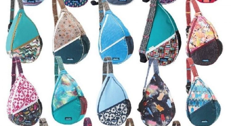 KAVU Paxton Pack Sling Rope Bag Everyday Women's Travel Hiking Day Pac...