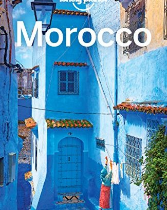 Lonely Planet Morocco (Travel Guide) - Lonely Planet Morocco Travel Guide 325x410