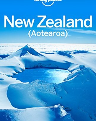 Lonely Planet New Zealand (Travel Guide) - Lonely Planet New Zealand Travel Guide 325x410