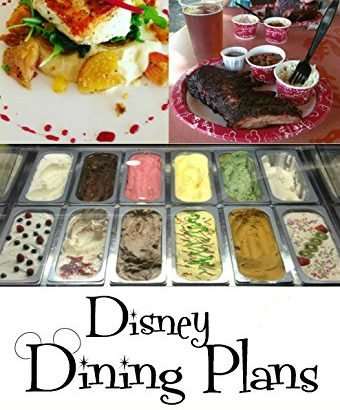 Disney Dining Plan 2018: Tips & Tricks for Making the Most regarding the Dini... - Disney Dining Plan 2018 Tips Tricks for Making the Most of the Dini 340x410