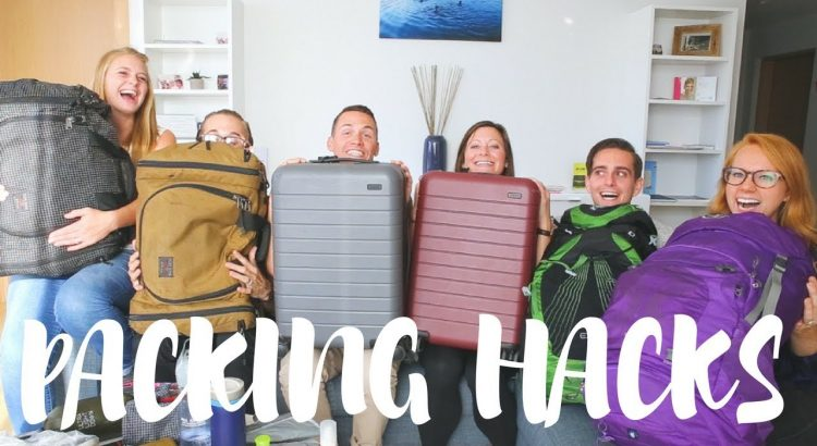 PACKING TIPS FROM 6 FULL-TIME TRAVELERS!