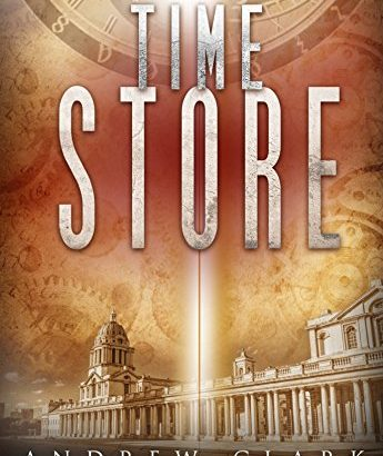 THE TIME SHOP: a time that is real page turner with relatable characte... - THE TIME STORE A real time travel page turner with relatable characte 345x410