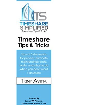 Timeshare Tips & Tricks: Stay at 5 celebrity resorts for cents, expel... - Timeshare Tips Tricks Stay at 5 star resorts for pennies eliminate 358x410