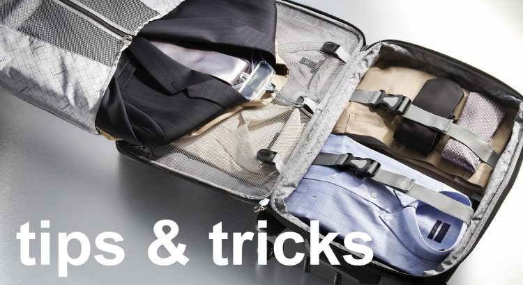 Best Travel Suitcase Packing Tips For Men