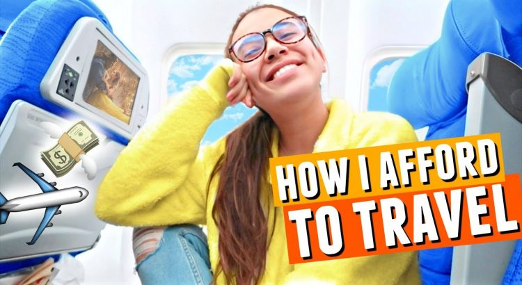 How I Afford To Travel The World All The Time? ? + Tips for SAVING mon...