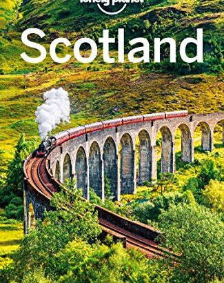 Lonely Planet Scotland (Travel Guide) - Lonely Planet Scotland Travel Guide 325x410