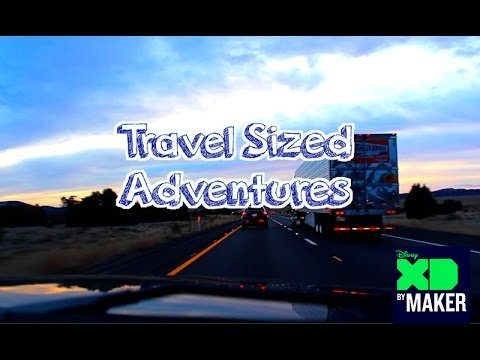 Travel Sized Adventures | Disney XD by Maker