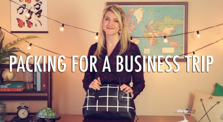 Business Travel Tips: Packing & Flying