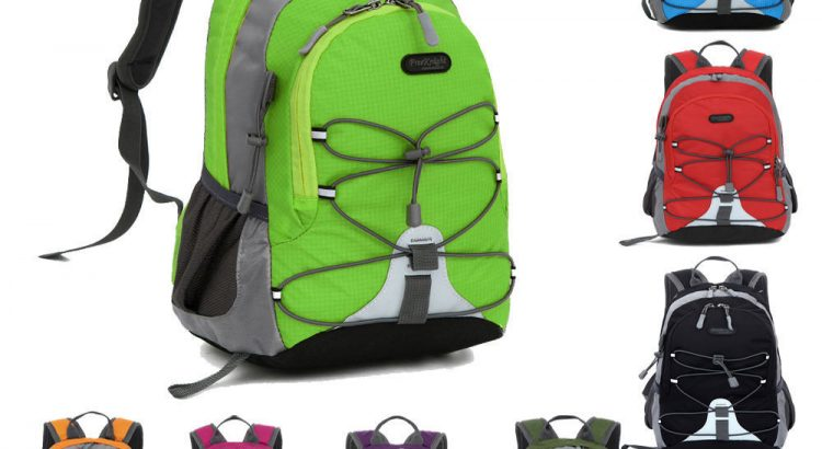 Children Boys Kids Backpack Bookbag Rucksack School Bag Waterproof 8 C...