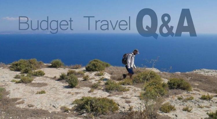 Budget Travel Q&A + Malta Adventures