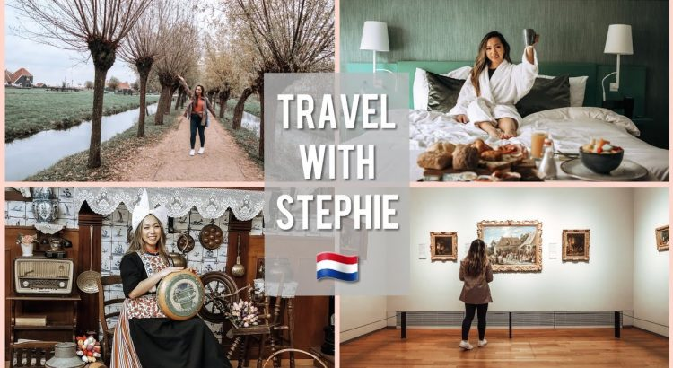 Work Outfits of the Week + Traveling Alone Abroad + Exploring Utrecht ...