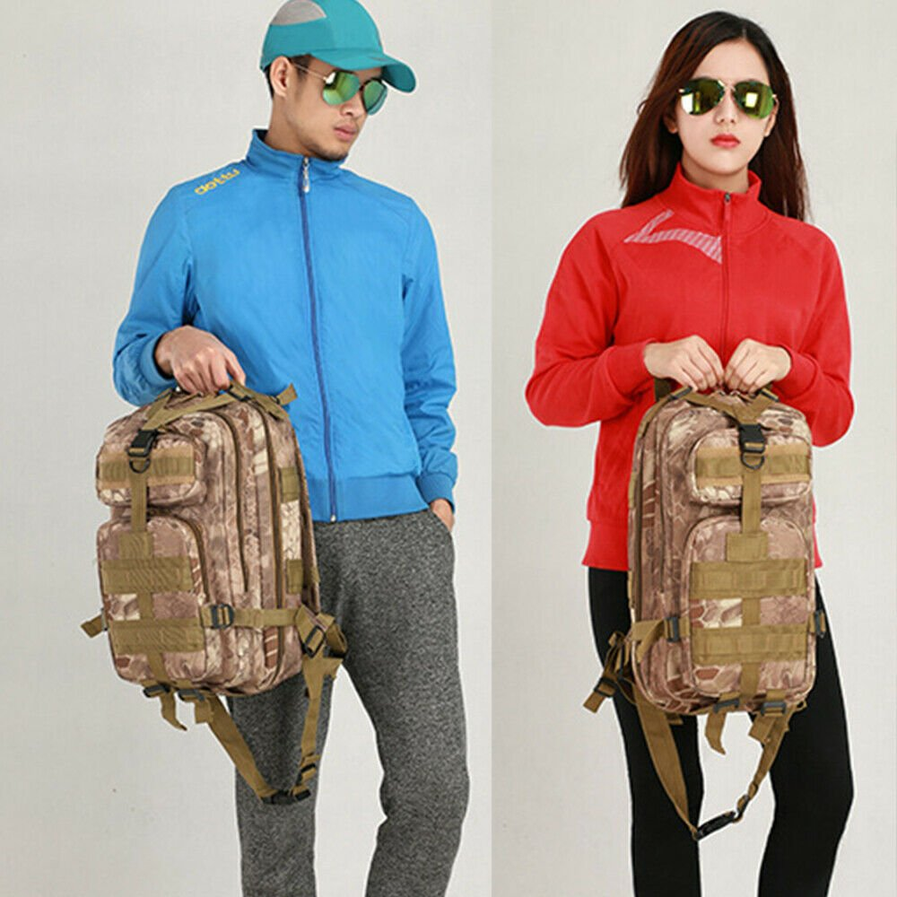 25L Outdoor Travel Military Tactical Camping Hiking Trekking Climbing ...