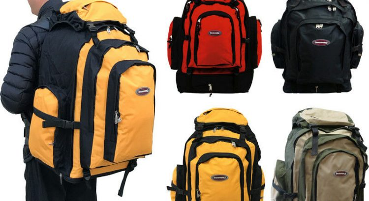 """26"""" Expandable Extra Large Durable Expandable Travel, Camping ,Hiking ..."""